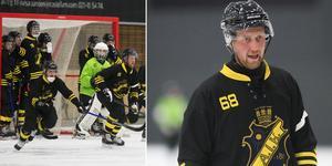 Daniel Axi är en av tre spelare som varit med på hela AIK:s resa från division 1.