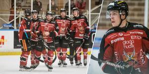 Axel Svensson har på två division 1-matcher den här säsongen stått för två assist.