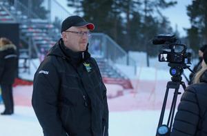 Niklas Andersson kan räkna in 170 startande från 19 länder till helgens WSA VM för draghundar.