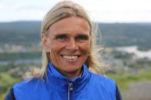 Mia Karlsson hoppas att de ska hitta en ersättare för Lina Melander som Nipyregeneral så snart som möjligt. Foto: Jonny Dahlgren/Arkiv