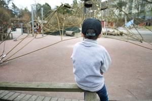 Risken är stor att antalet barn som far illa, både ekonomiskt och i andra sammanhang, kommer att öka under de kommande åren.  Foto: TT
