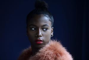 Sabina Ddumba är en av Sveriges mest framstående unga sångerskor.