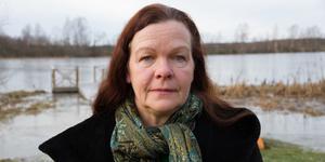 Gunilla Berglund är Centerpartiets gruppledare i Avesta.