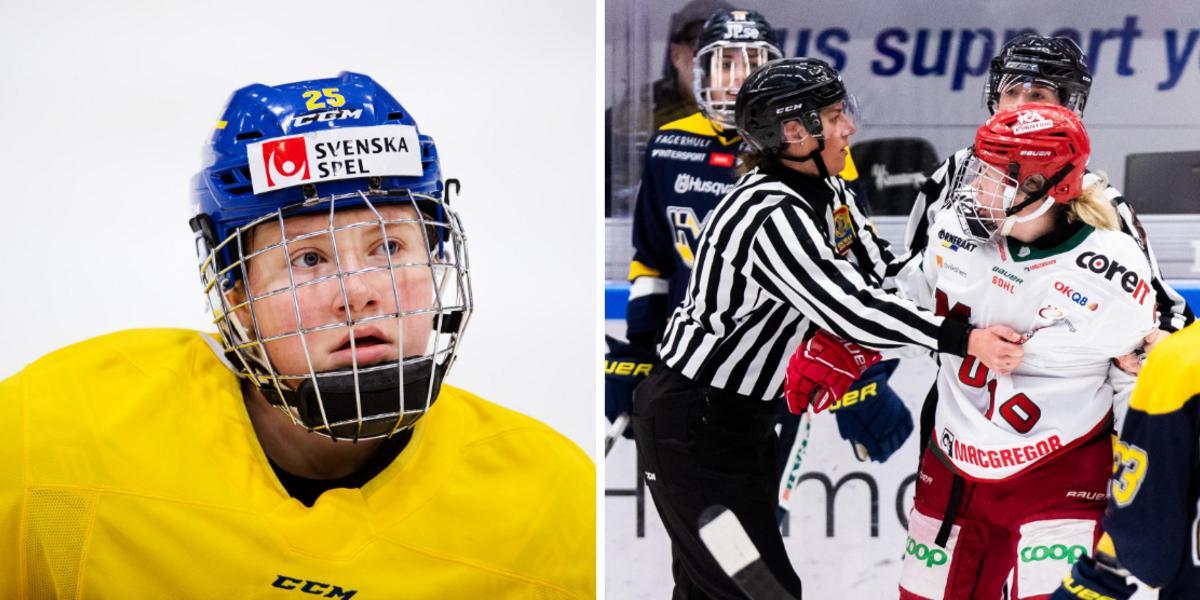 Två Brynässpelare uttagna till landslaget – ska på läger i Falun