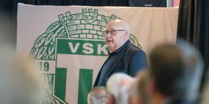 Leif Olsson är ekonomiskt ansvarig  i klubben.