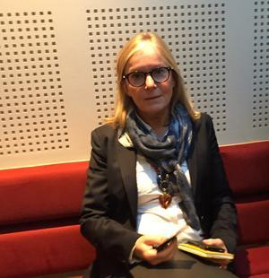Chefsåklagare Marina Amonsson leder förundersökningen gällande Skönsbergsinsatsen.