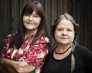 Eva Swedenmark och Annica Wennstöm. Foto: Lind & Co