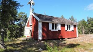 Storjungfruns kapell 400 år den 21 juli 2019.