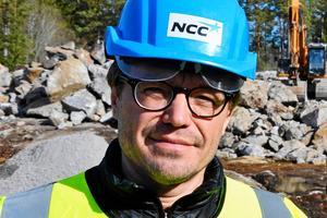 Martin Hildebrandt, bostadsutvecklingschef på SHH Bostad.