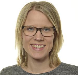 Kristina Yngwe (C), riksdagsledamot. Foto: Riksdagen