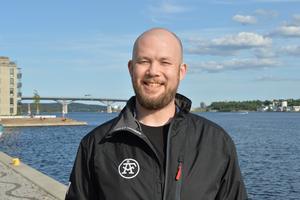 Lars Peterson, 35 år, VA-ingenjör, Sundsvall: