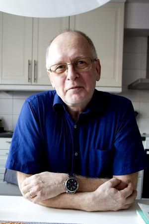 Tony Olsson hade praktik på Selggrensgården, där stormtrivdes han.