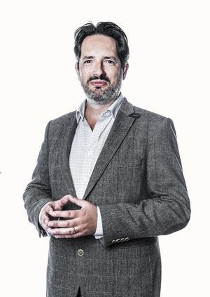 Musikkritikern Guy Dammann.Foto: Tomas Oneborg / SVD