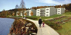 Kramfors kommun borde förklara varför det är svårt att fatta beslut om äldreboende i Nordingrå när det inte ger några ökade kostnader för kommunen, anser insändarskribenten. Illustration:  Arne Wistedt