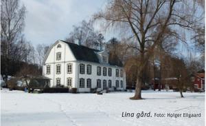 Miljön runt Lina gård med anor från sent 1600-tal är kulturhistoriskt värdefull liksom de tillhörande arbetarbostäderna. Det ställer krav på eventuell ny bebyggelse att passa in. Foto: Södertälje kommun/Holger Eligard