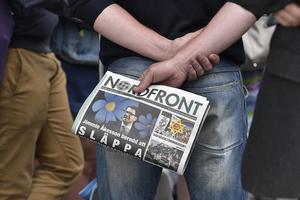 Nordfront är en webbsida som är knuten till NMR och de ger även ut en tidning. Bild: TT