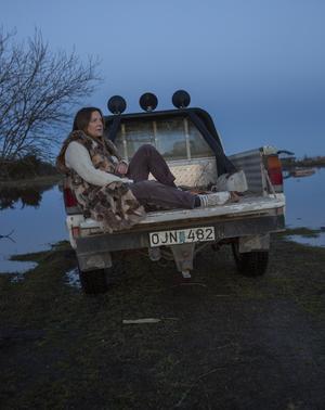 Tove Folkesson skriver om sin hembygd: Öland. Bild: Sara Mac Key