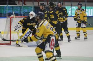 Samuel Ersson stod för en stabil insats i VIK-målet.