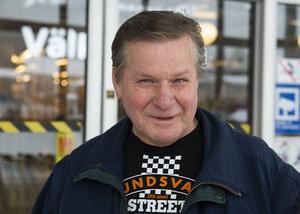 Lars Engman, 67, pensionär, Sundsvall