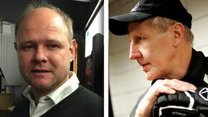 Per-Erik Eklund och Kjell Samuelsson sörjer sin förre lagkamrat Ilkka Sinisalo.