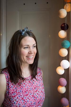 Linda Hansson är stajlist, bloggare och en av ägarna till butiken Vintagefabriken.