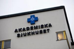 Akademiska Sjukhuset i Uppsala var inspelsplatsen för den dokumentära tv-serien Sjukhuset i flera säsonger.
