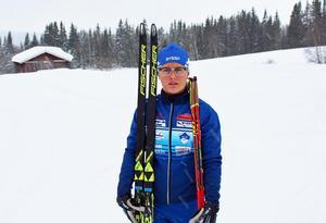 Sofia Jonsson, Hede SK, kommer att representera Sverige i helgens ungdomslandskamp mot Finland. Landskampen är inbakad i avslutningen av Swecup som avgörs i Sollefteå.Foto: Hede SK