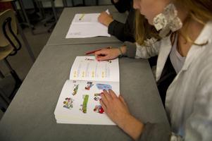 Hur blir det med språkvalet när eleverna i årskurs 6 blir kvar på sina byskolor? Det undrar insändarskribenten.