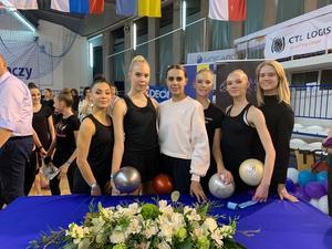 Deltagare från Jönköpings GF gjorde bra ifrån sig vid tävlingar i Polen.