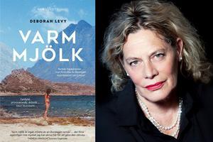 Deborah Levy har skrivit romanen Varm mjölk om en mor- och dotterrelation.