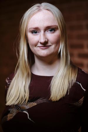 Joanna Lewerentz Lundgren (M), 26 år, Norrtälje. Kommunalförbundet Sjukvård och Omsorg i Norrtälje, Kommunstyrelsen, Kultur- och fritidsnämnden.