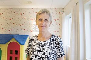 Agneta Danielsen, vårdenhetschef, tycker att  de hunnit en bit på väg i förbättringsarbetet på barn- och ungdomshabiliteringen.