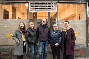 27 november. I slutet av året fylldes en av de tomma butikslokalerna på gågatan i Ludvika. Season Second Hand valde att flytta verksamheten från trångbodda Vasalunden till den gamla, numera ombyggda, tobaksbutiken.
