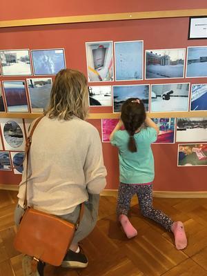 Utställningen pågår till 18 april. Foto: Lena Gustafsson