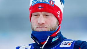 Martin Johnsrud Sundby är tveksam till start i helgen. Bild: Lise Åserud/TT.