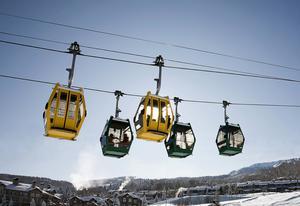 Planerade liftar enligt de idéer som tagit form hittills. Illustration: Örndalen resort