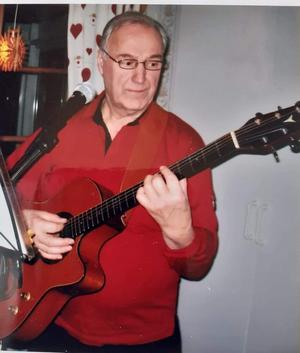 Ramon Eltebo Cederqvist. Foto: Privat