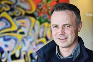 Anders Sandberg är projektledare för Morakontraktet som arbetar för att skapa en samverkan mellan skola och näringsliv.