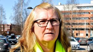 Britt-Inger Calissendorff, 62 år, barnskötare, Bergeforsen:
