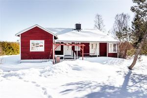 På tredje plats i Klicktoppen en fastighet med attraktivt läge och vacker lantlig omgivning.Foto: Fastighetsbyrån