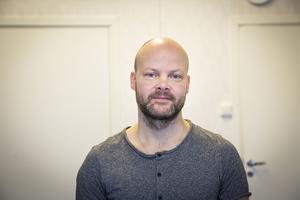 Peter Bonn är naprapat från Finland som nu etablerar sig i Ragunda kommun.