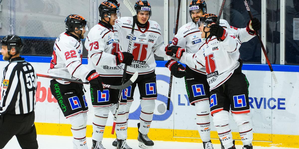 Storspel av Arntzen, matchstraff efter slagsmål – Örebro Hockey vann och bröt trenden i Småland