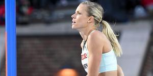 Erika Kinsey är uttagen i den svenska VM-truppen.