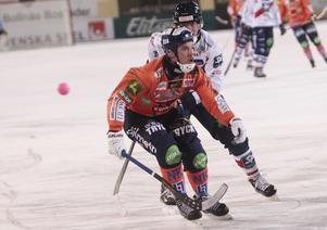 Christian Mickelsson jagade förgäves i årets annandagsderby.