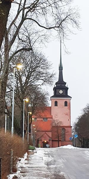 Sandvikens kyrka.