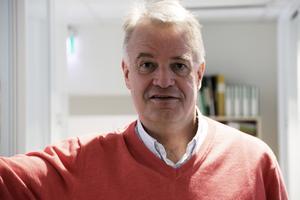 Vd Hans-Peter Olsson, Alfta-Edsbyns fastighets AB.