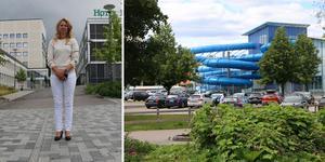 Sandvikens kommun har missat budget i fem av sju projekt – övertrassering på minst 87 miljoner kronor. Bilden är ett montage.