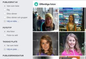 Mamma Angelica Johansson efterlyser själv Nathalie på Facebook. De svenska myndigheterna gör ingenting, anser hon.