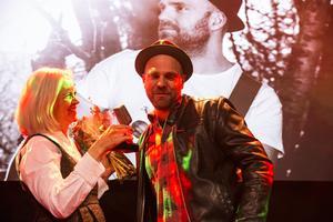 Per Stiko Larsson blev årets artist.