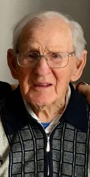 Arne Bengter, Hudiksvall, har avlidit i en ålder av närmare 98 år.